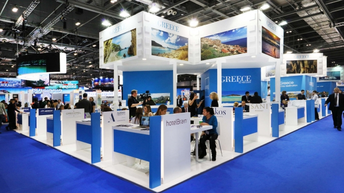 1st PRIZE BEST FOR BUSINESS - WTM LONDON 2017 - GREEK NATIONAL TOURISM ORGANISATION